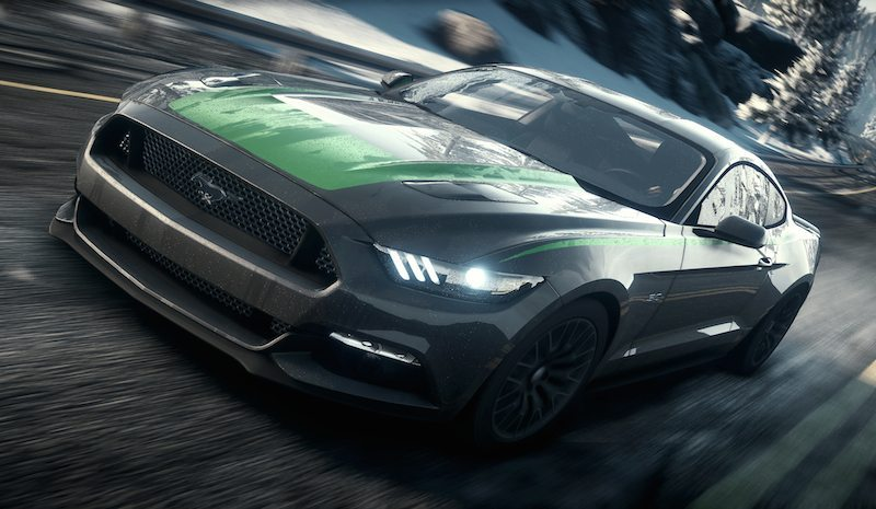Need for Speed 2015 Ford Mustang BagoGames