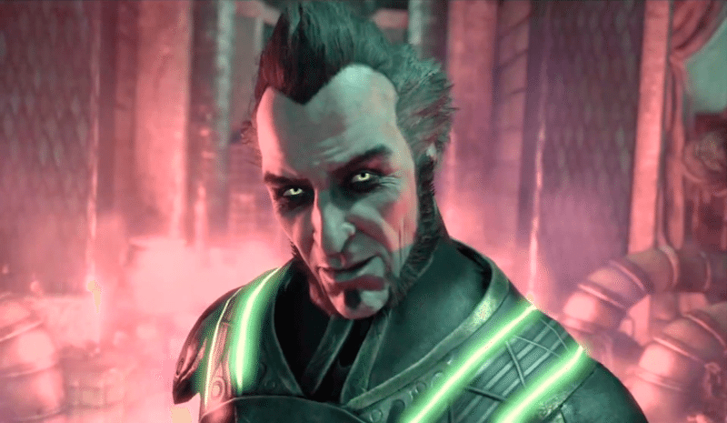 Ra's Al Ghul Arkham City BagoGames