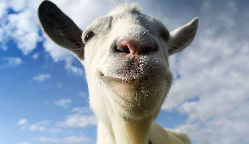 Goat Simulator Promo Pic BagoGames