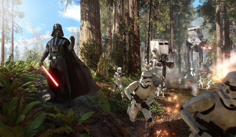 Star Wars Battlefront Darth Vader Endor BagoGames