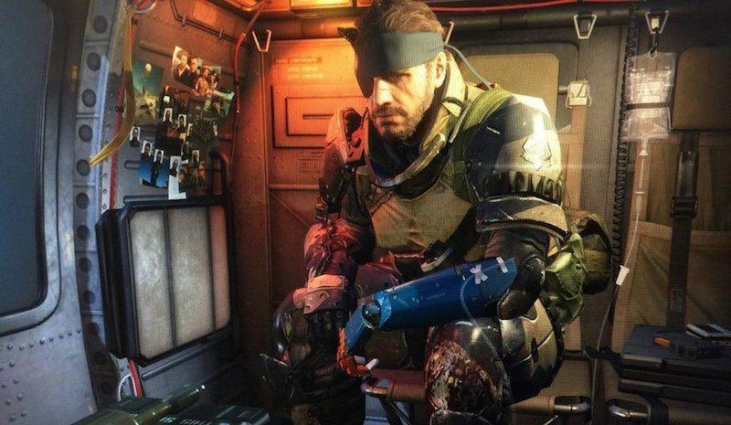 Metal Gear Solid V Classic Snake BagoGames