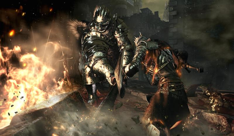 Dark Souls III Gameplay BagoGames