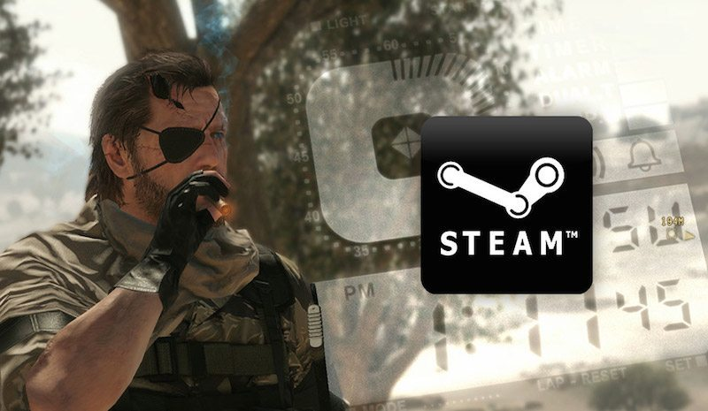 MGS V Steam BagoGames