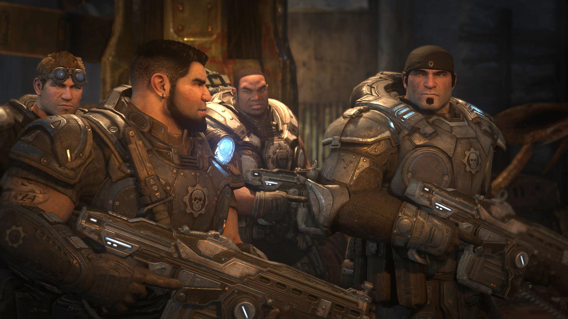 Gears of War Ultimate Edition Title Update