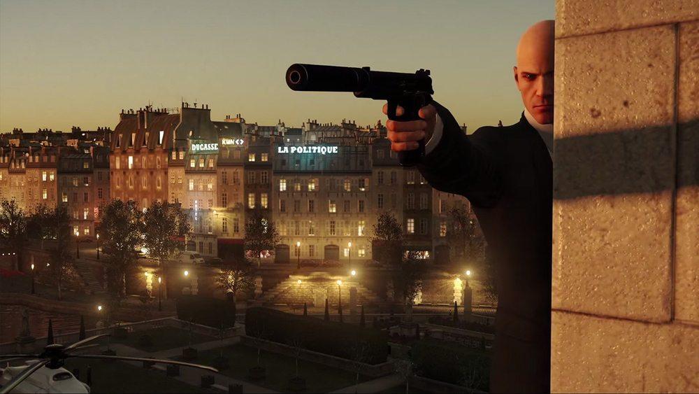 Agent 47 in Hitman