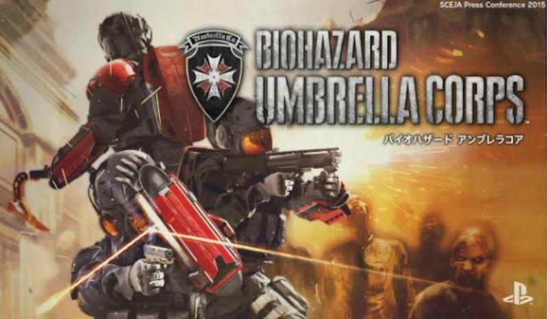 Resident Evil Umbrella Corps BagoGames
