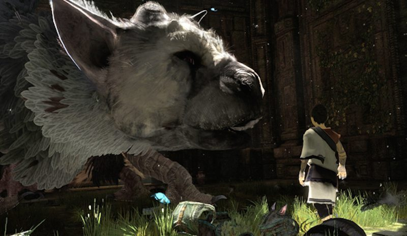 The Last Guardian Sniff Sniff BagoGames