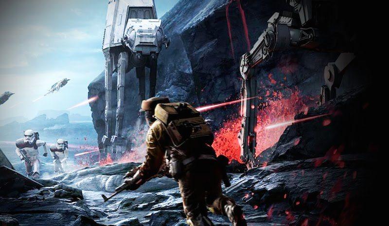 Star Wars Battlefront Sullust Infrantry BagoGames