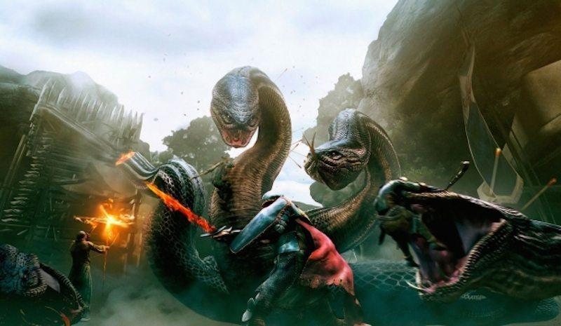 Dragon's Dogma Hydra BagoGames