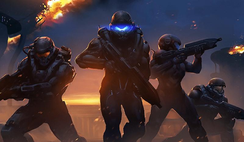 Halo 5 Fireteam Osiris BagoGames