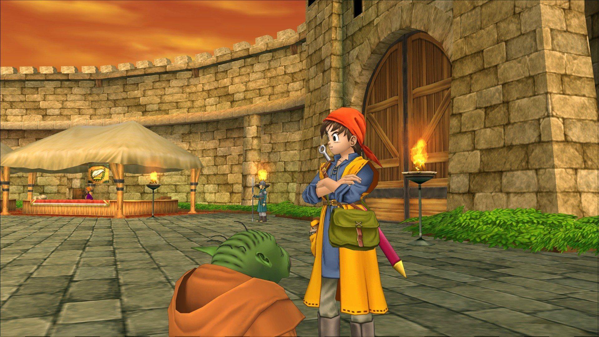 Dragon Quest Скачать Торрент