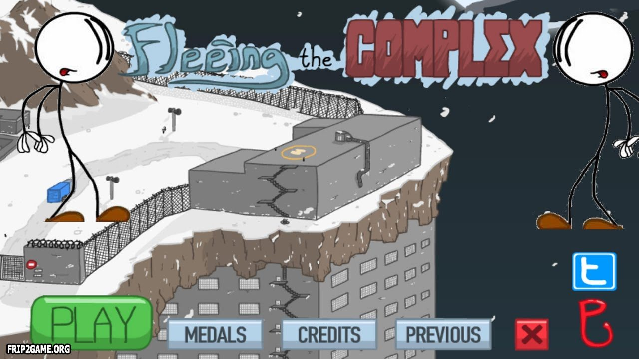 fleeing-the-complex-henry-stickman-bagogames-review