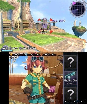 rodea the sky soldier bagogames