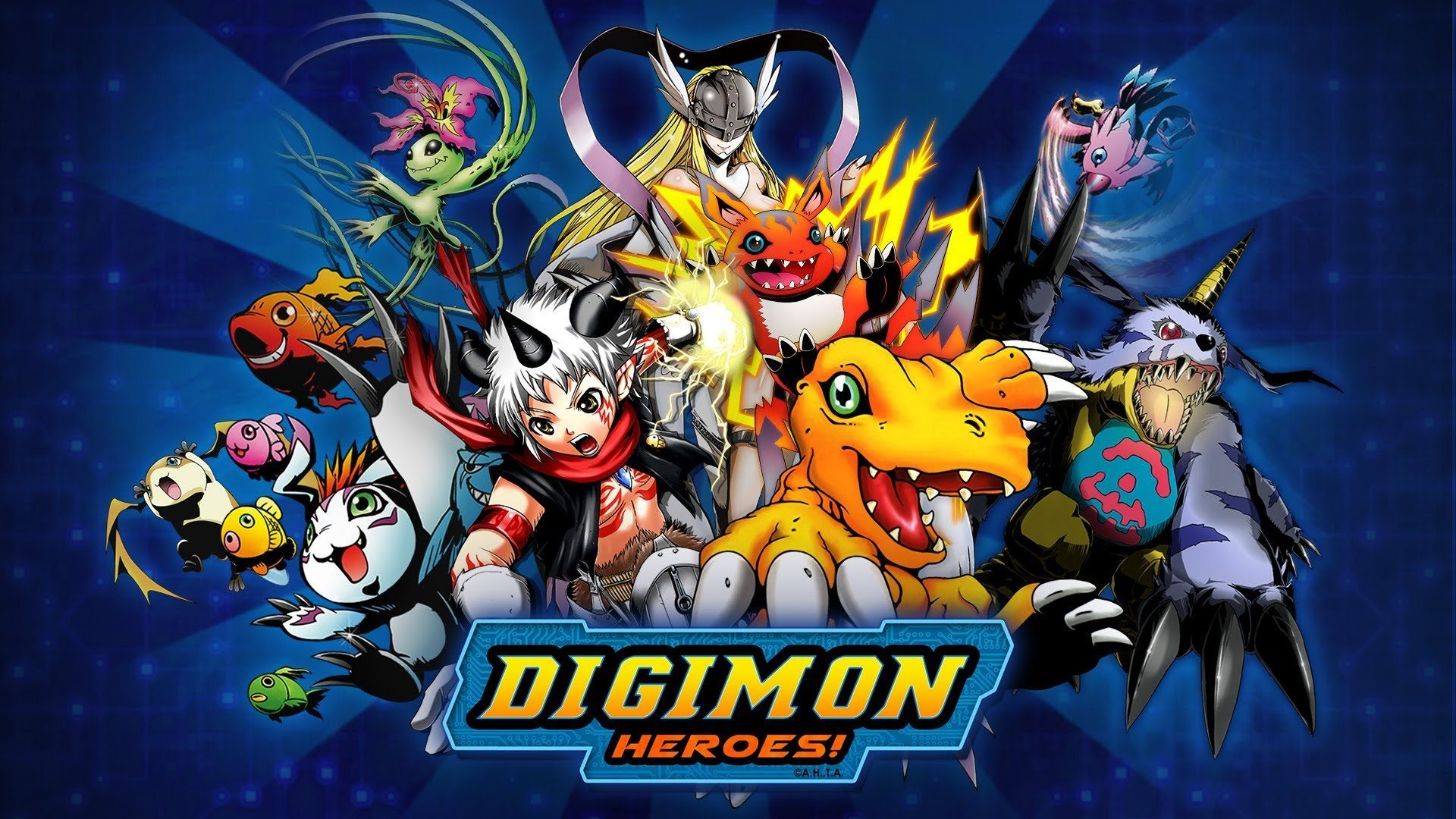 digimon heroes featured