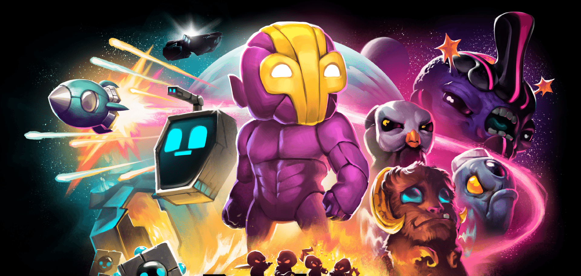 Crashlands Feature