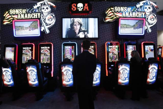 Skill based slot machines come to Nevada