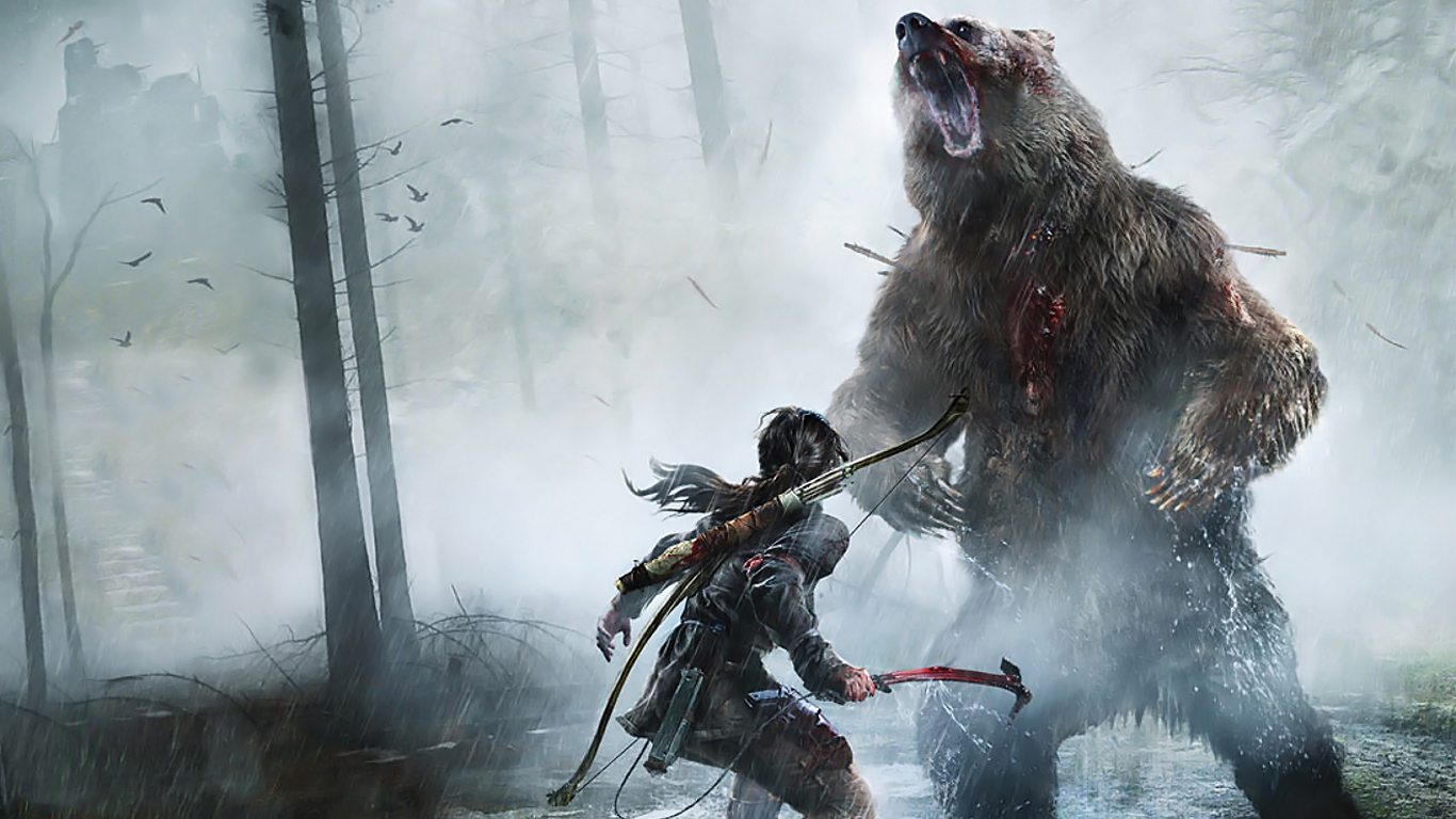 Rise of the Tomb Raider PC Release Date Announced