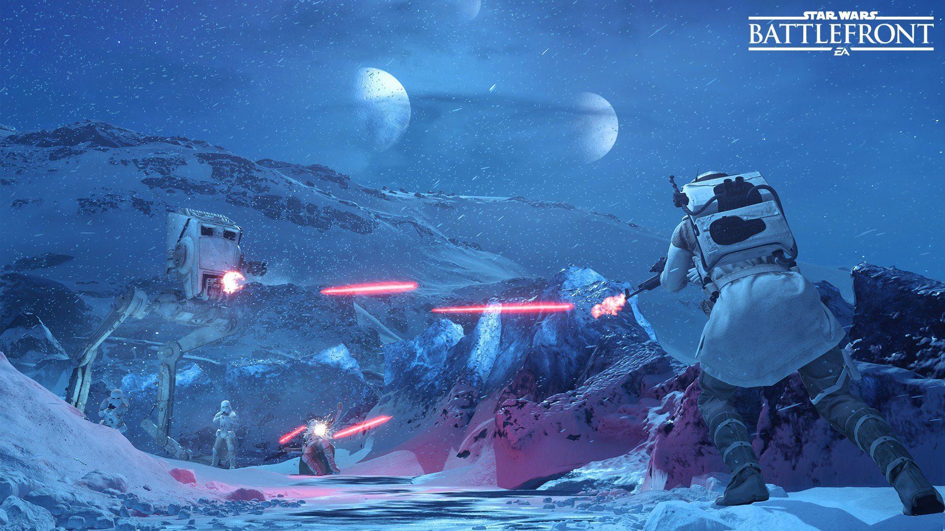 Electronic Arts, Star Wars Battlefront