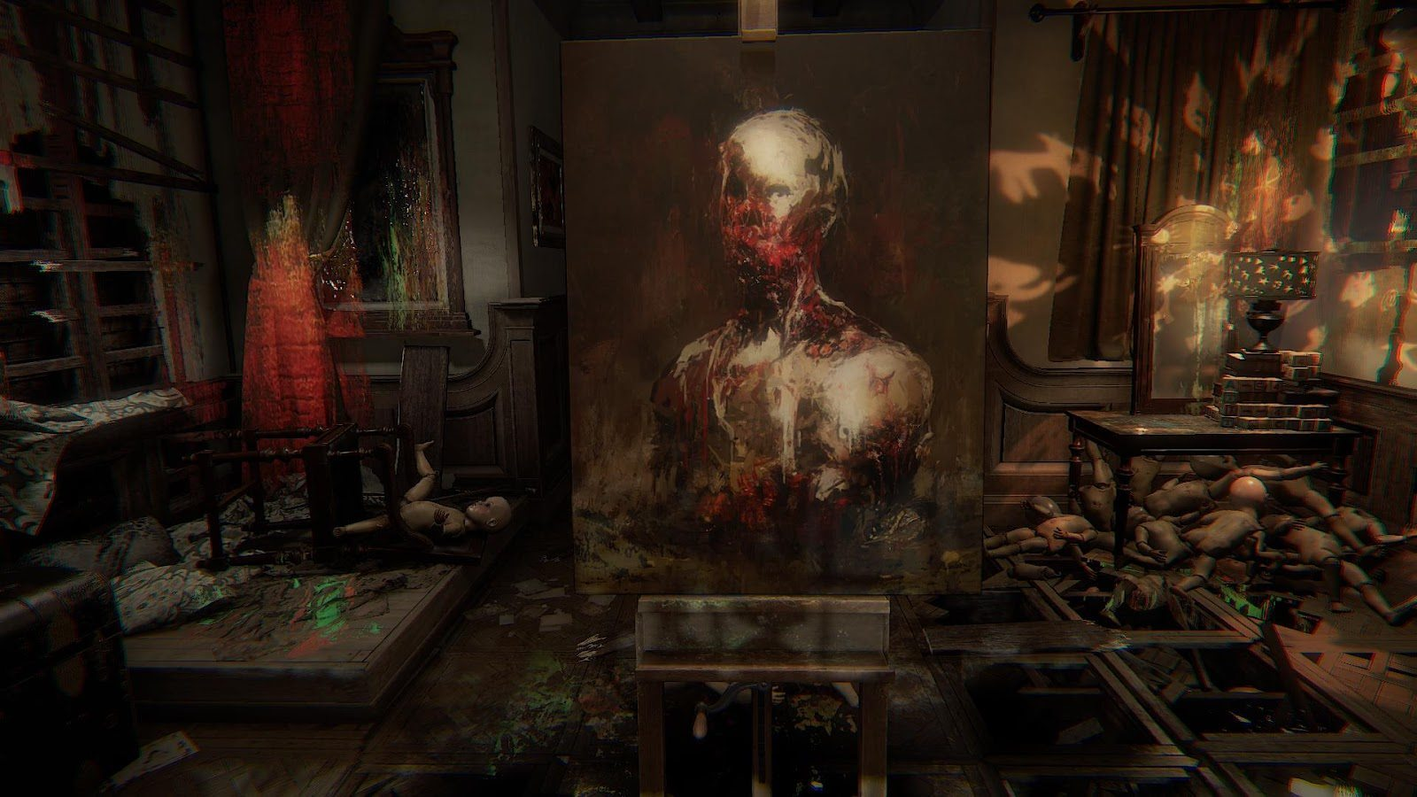 layers of fear feature