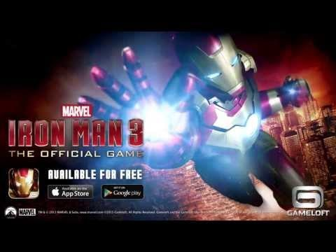 iron man game app