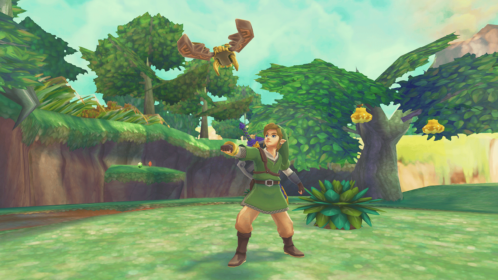 (LEGEND OF ZELDA: SKYWARD SWORD - NINTENDO)