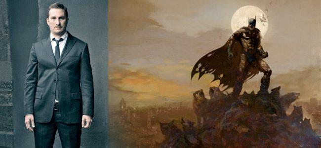 Darren Aronofsky/Batman