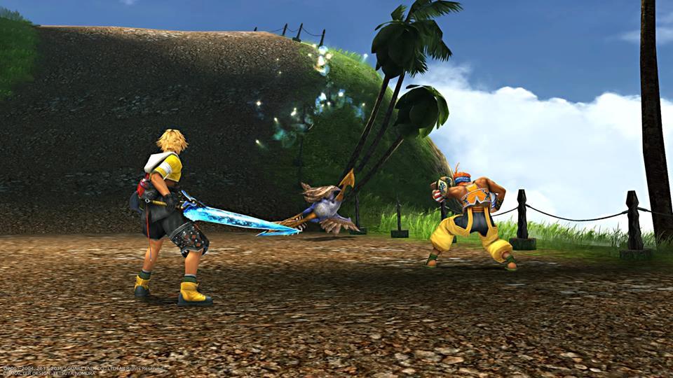 Final Fantasy X (2)