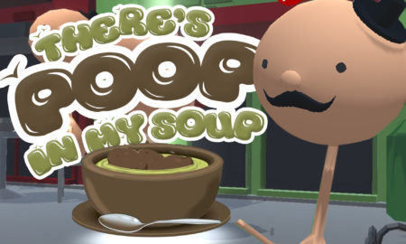 There's Poop in my Soup, Rudder Games