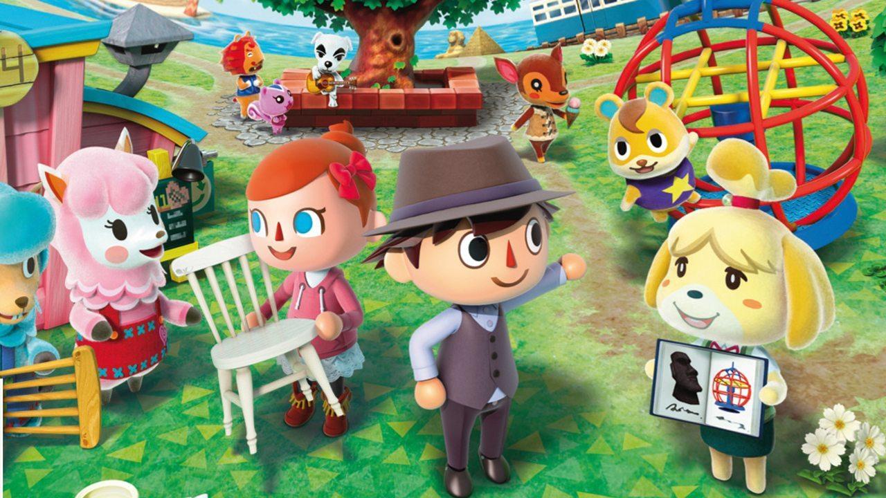 Animal Crossing, Nintendo.