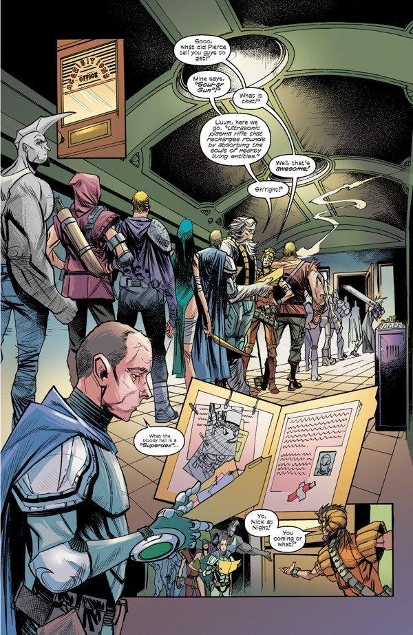 (The Paybacks, Dark Horse Comics)