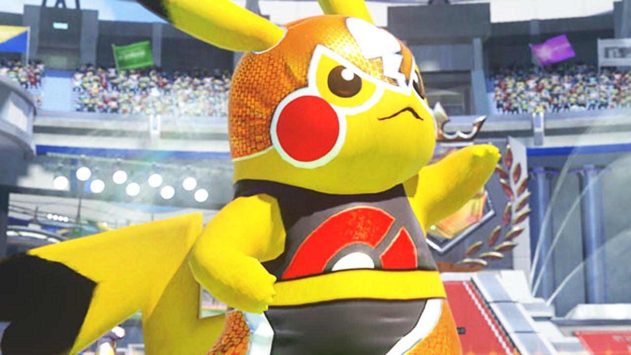 (Pokkén Tournament, Nintendo)