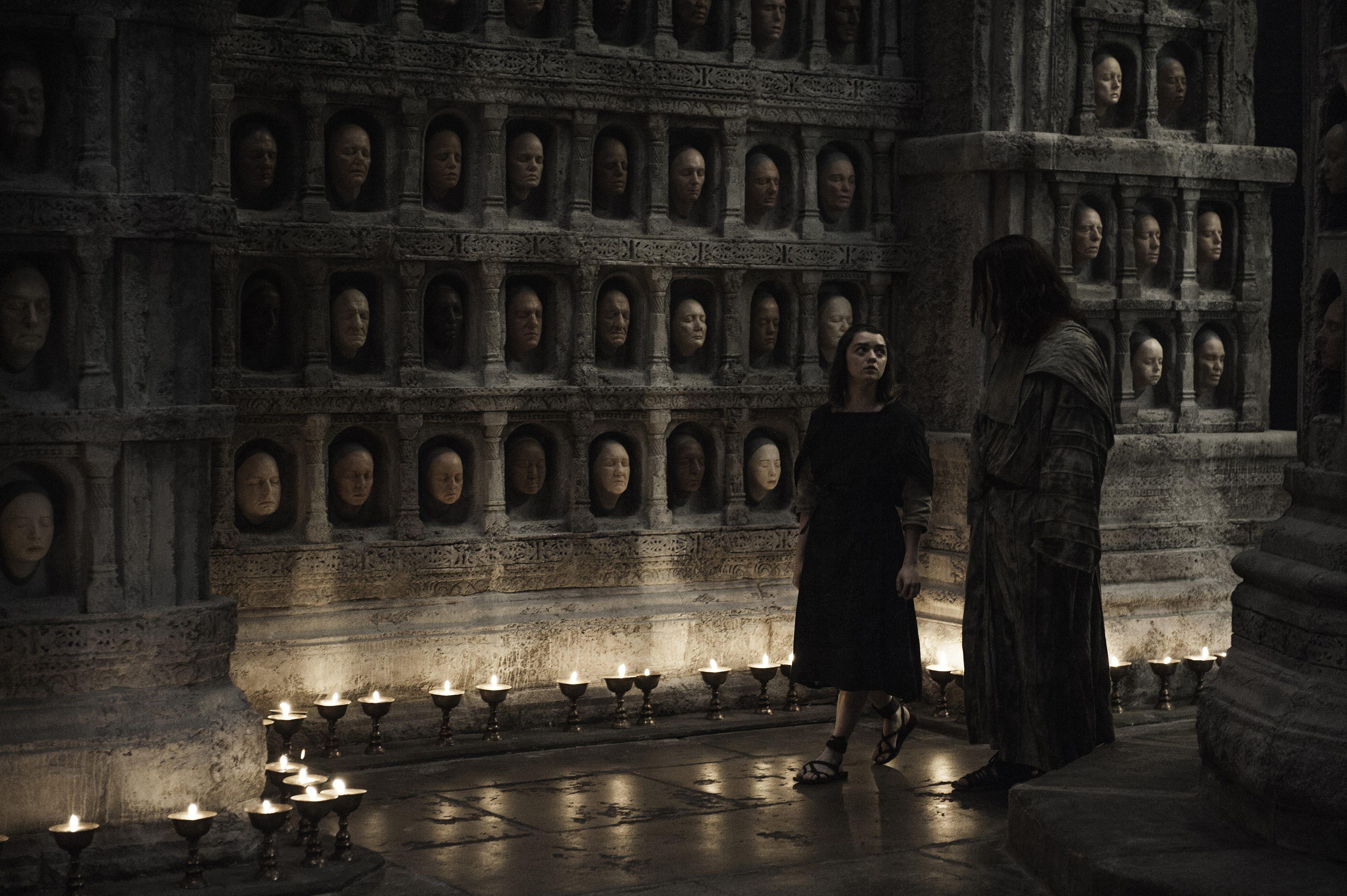 Game of Thrones The Door