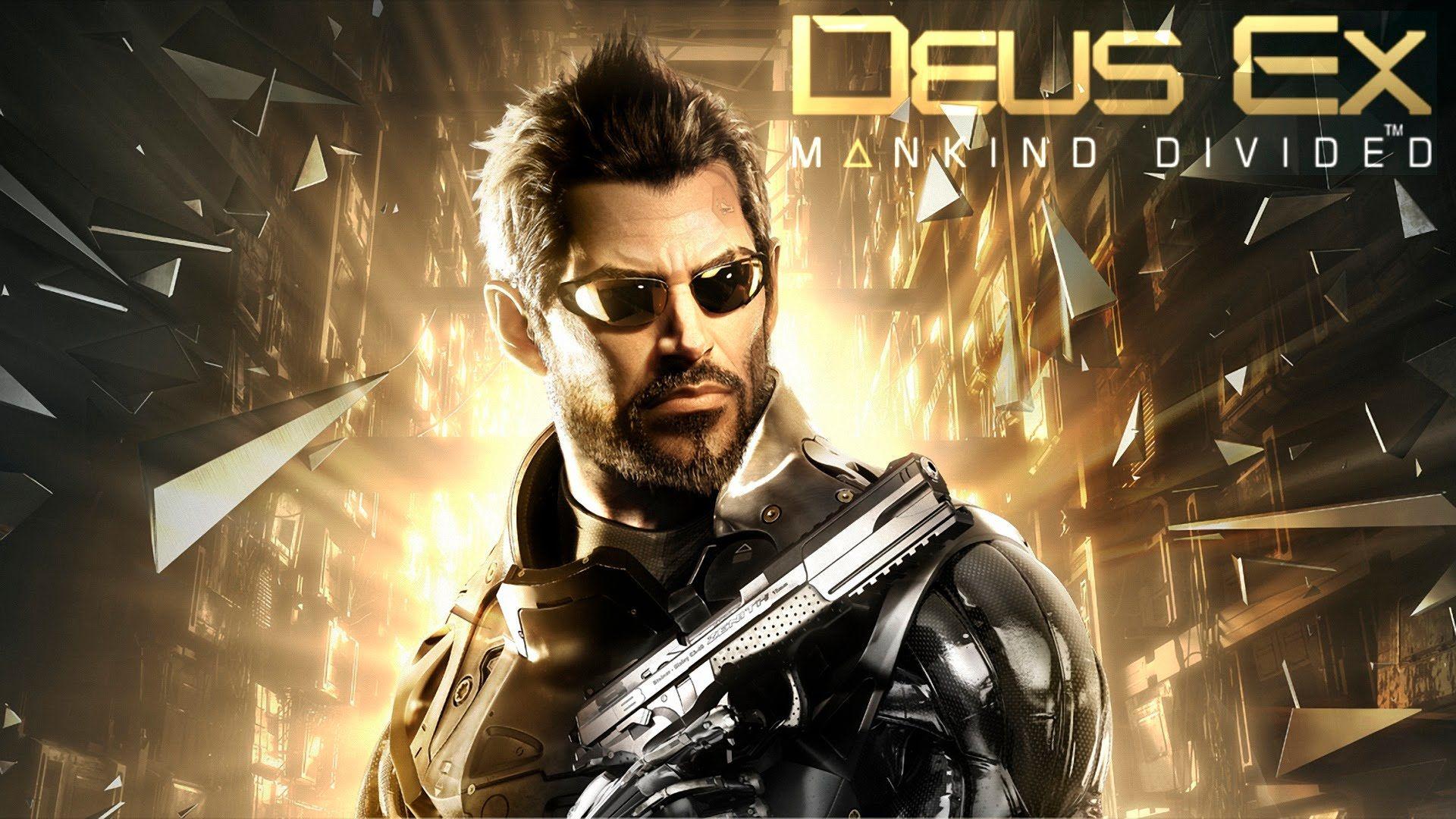 Deus Ex: mankind Divided / Square Enix