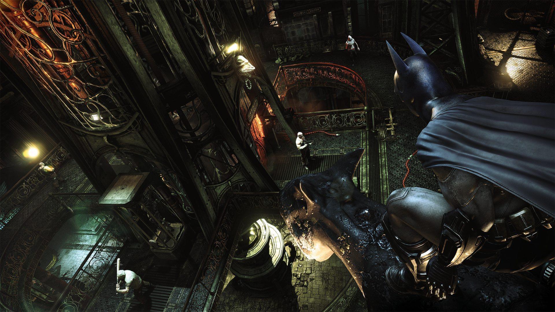 Batman: Arkham City, Batman: Return to Arkham