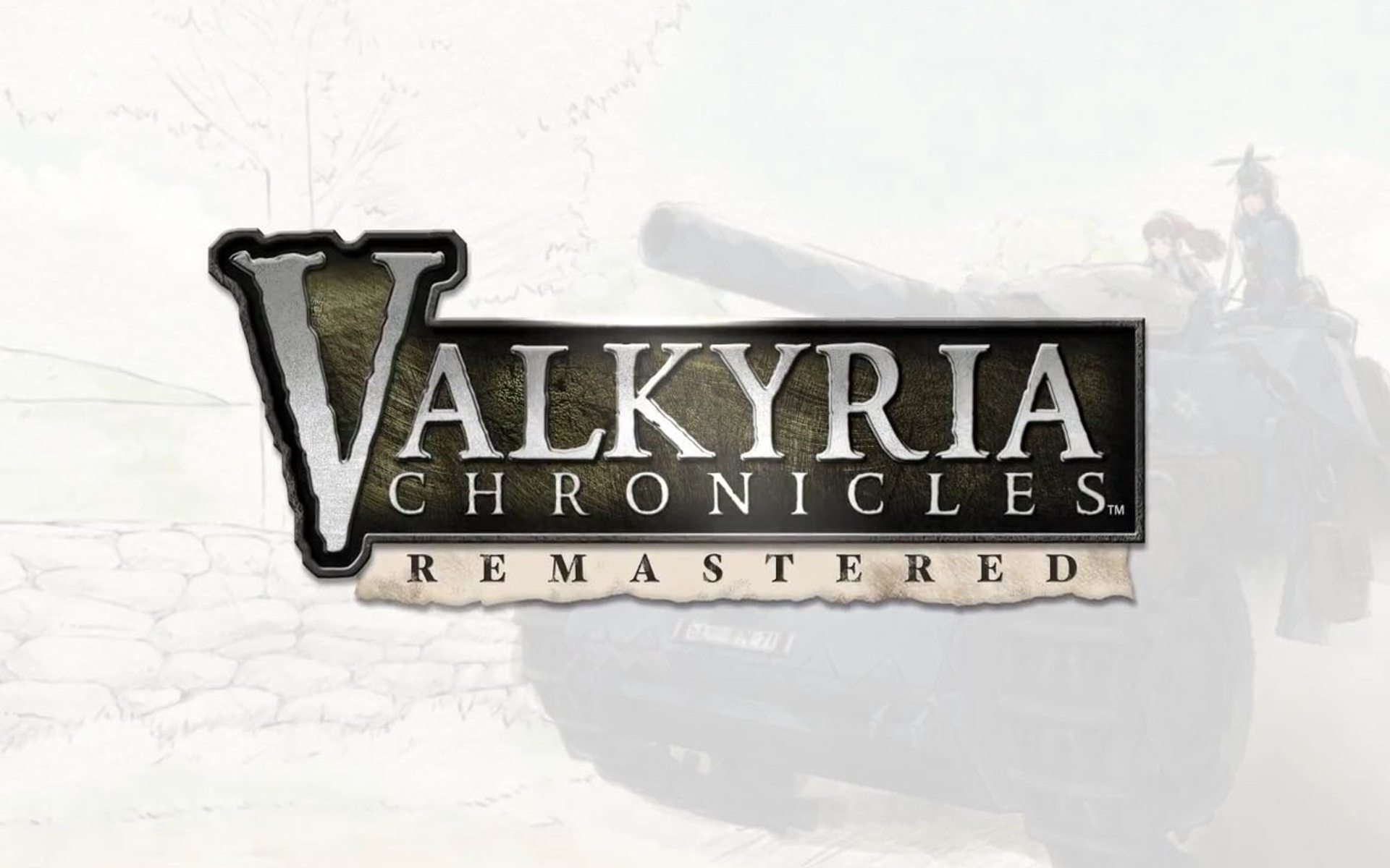 Valkyria Chronicles Remastered Logo