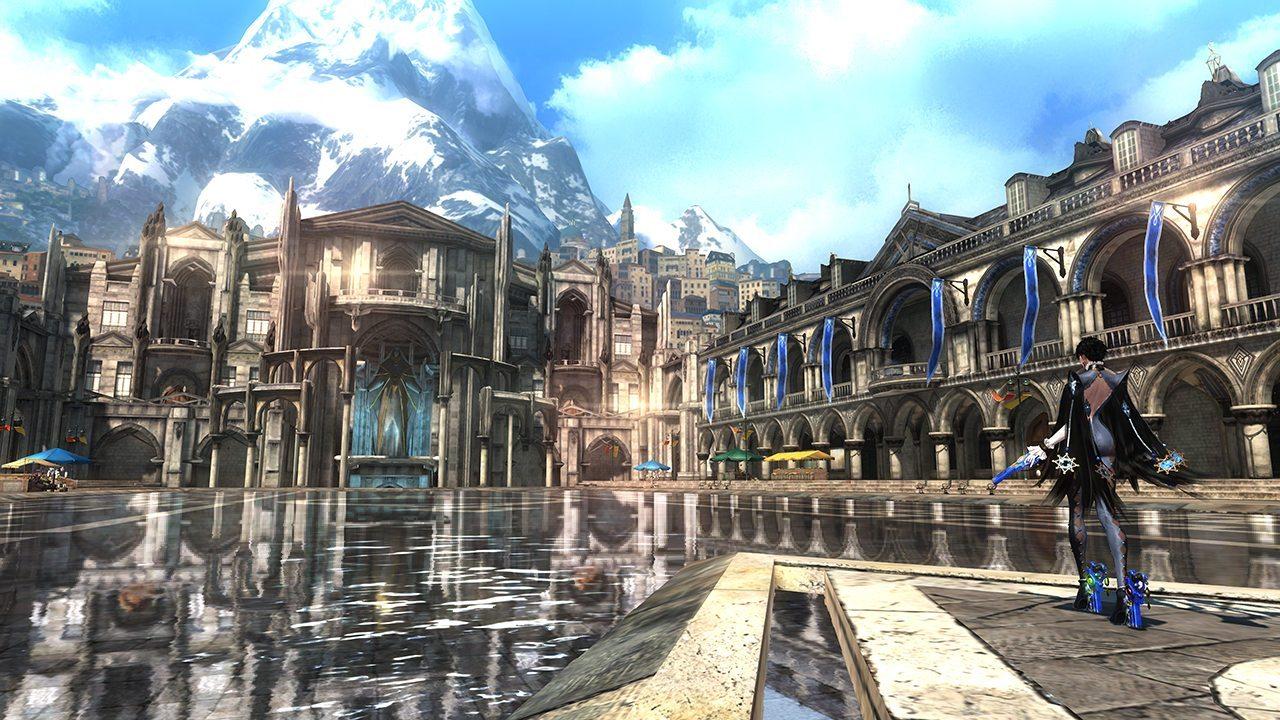 (Bayonetta 2, Nintendo) Exclusives