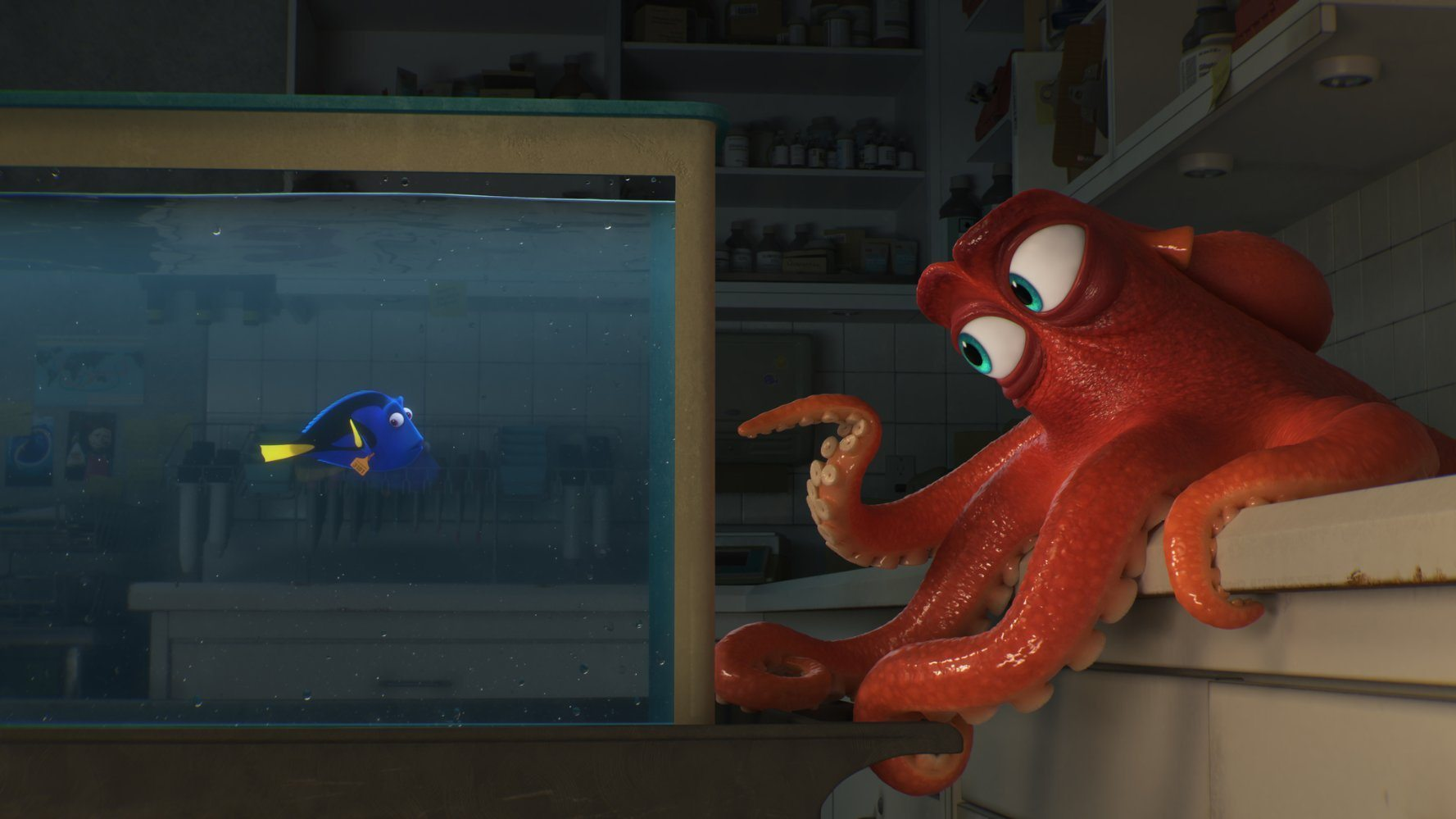 (Finding Dory, Disney/Pixar)