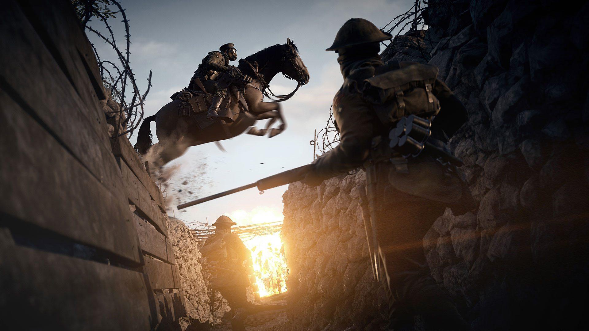 Battlefield 1, EA