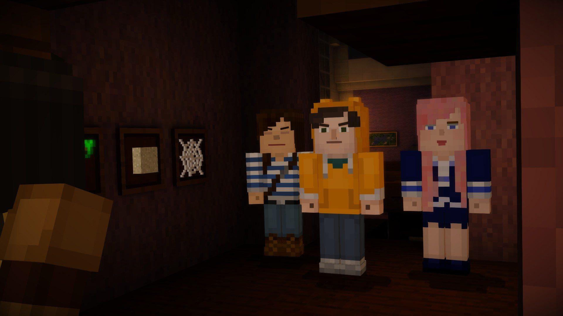Minecraft Story Mode, Telltale Games