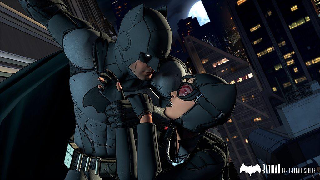(Batman - The Telltale Series, Telltale Games)