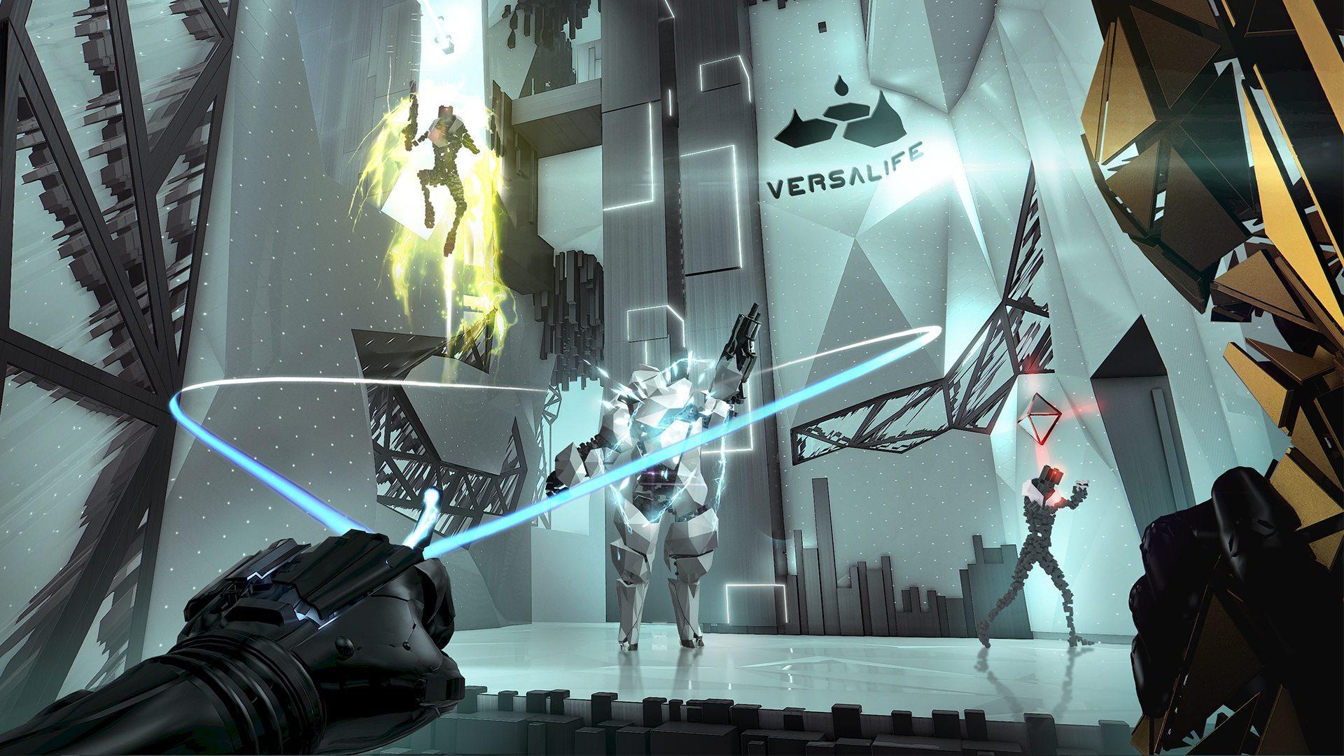 Deus Ex: Mankind Divided, Breach