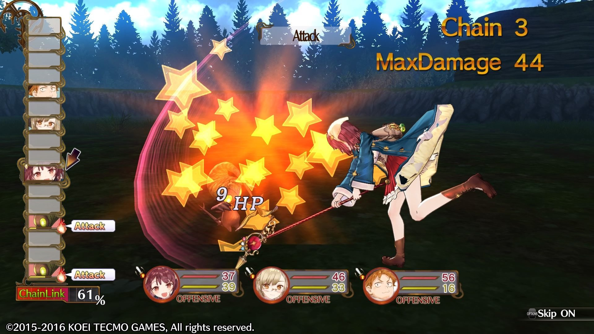 (Atelier Sophie: The Alchemist of the Mysterious Book, Gust Co. Ltd.)