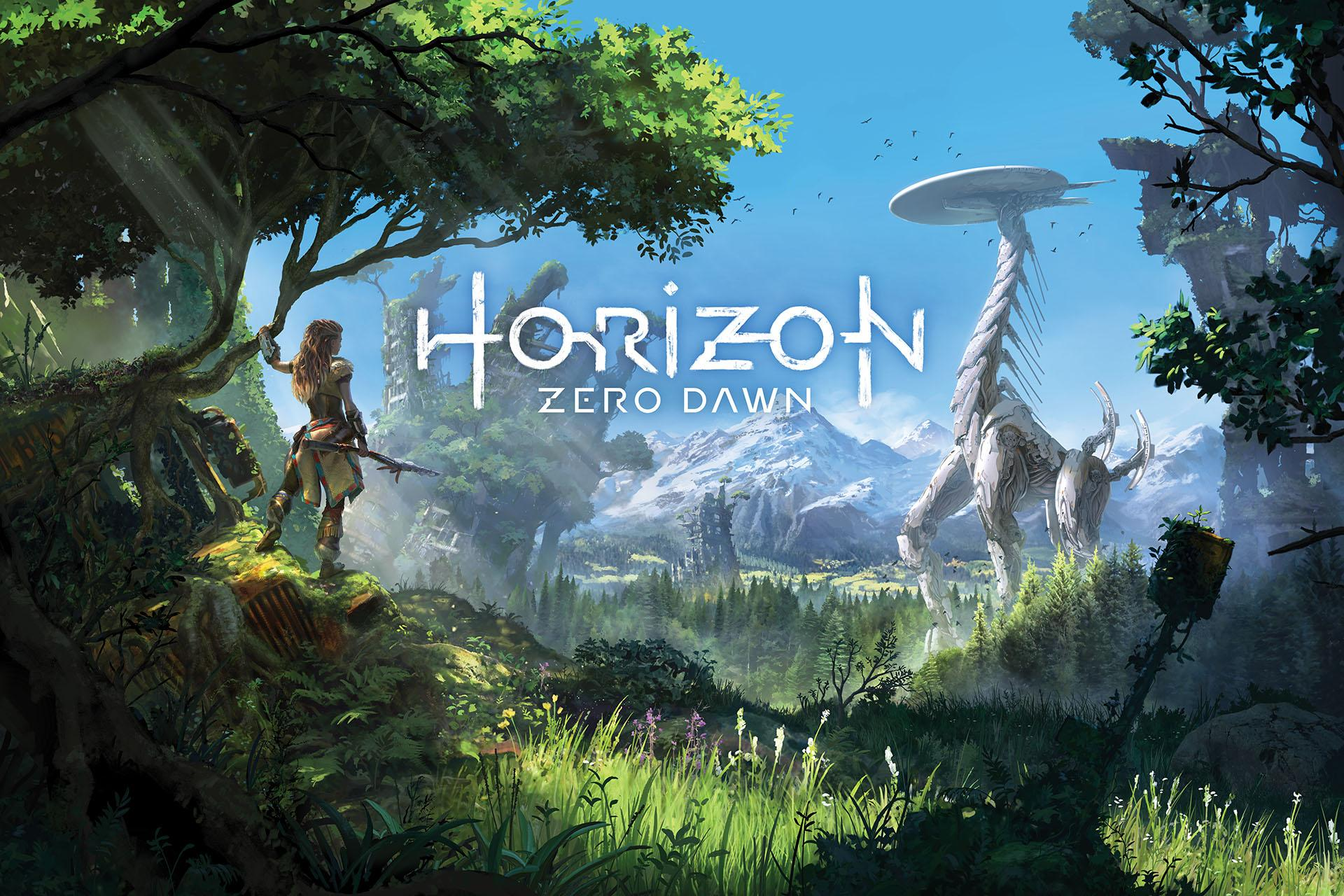 Horizon: Zero Dawn, by Guerrilla Games
