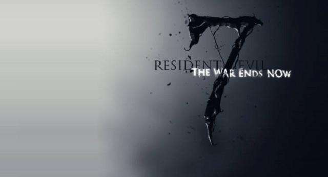 (RESIDENT EVIL 7 - CAPCOM)