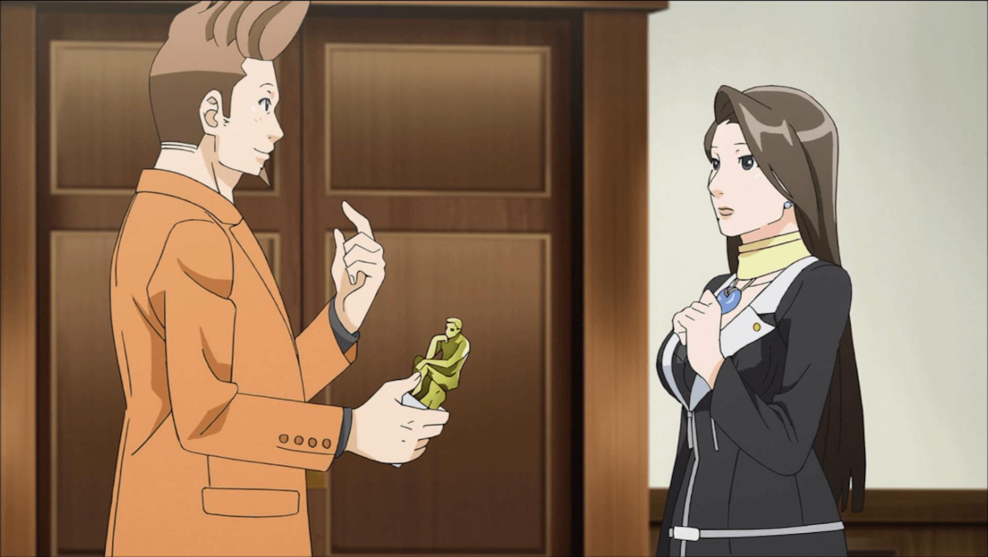 (<em>Ace Attorney</em>, Shueisha)