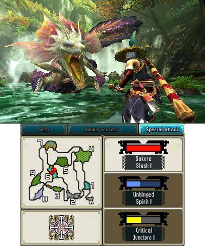 Monster Hunter Generations / Capcom