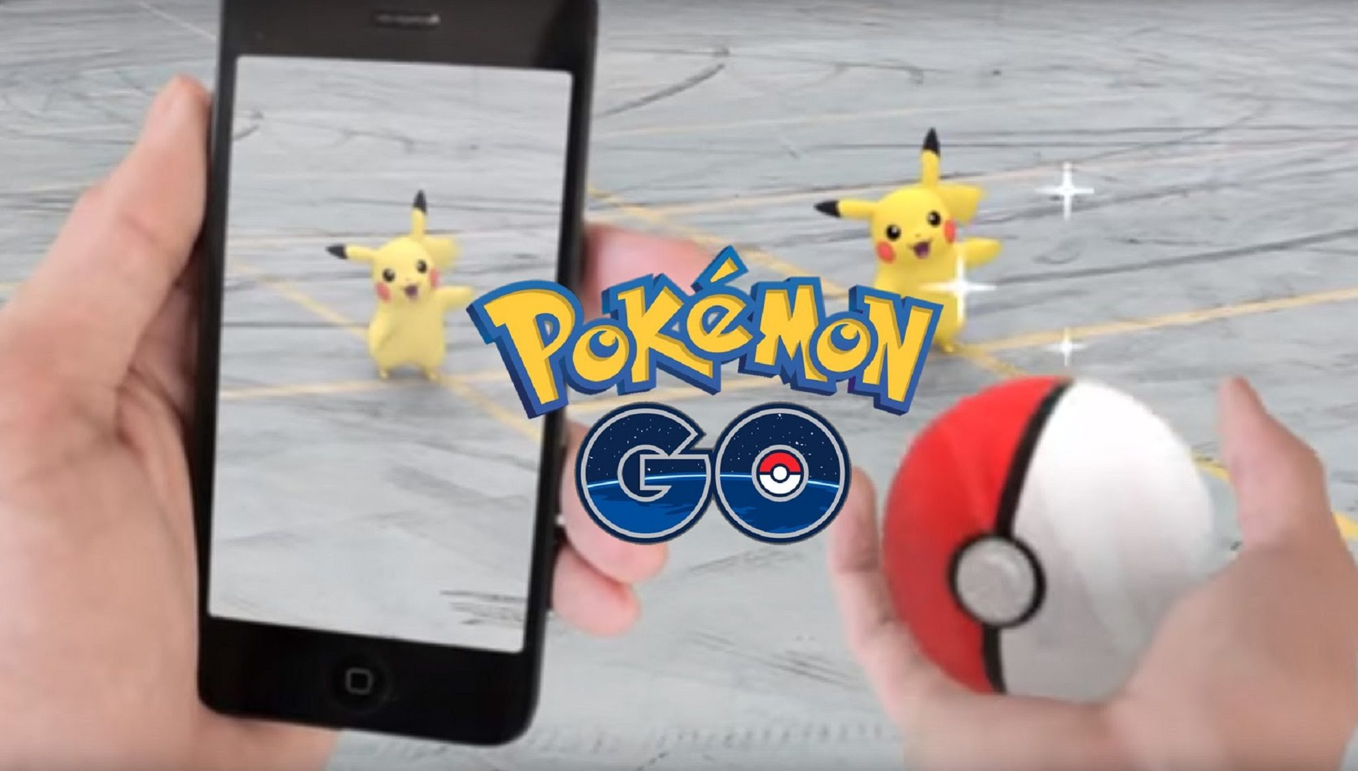Niantic, Pokemon GO