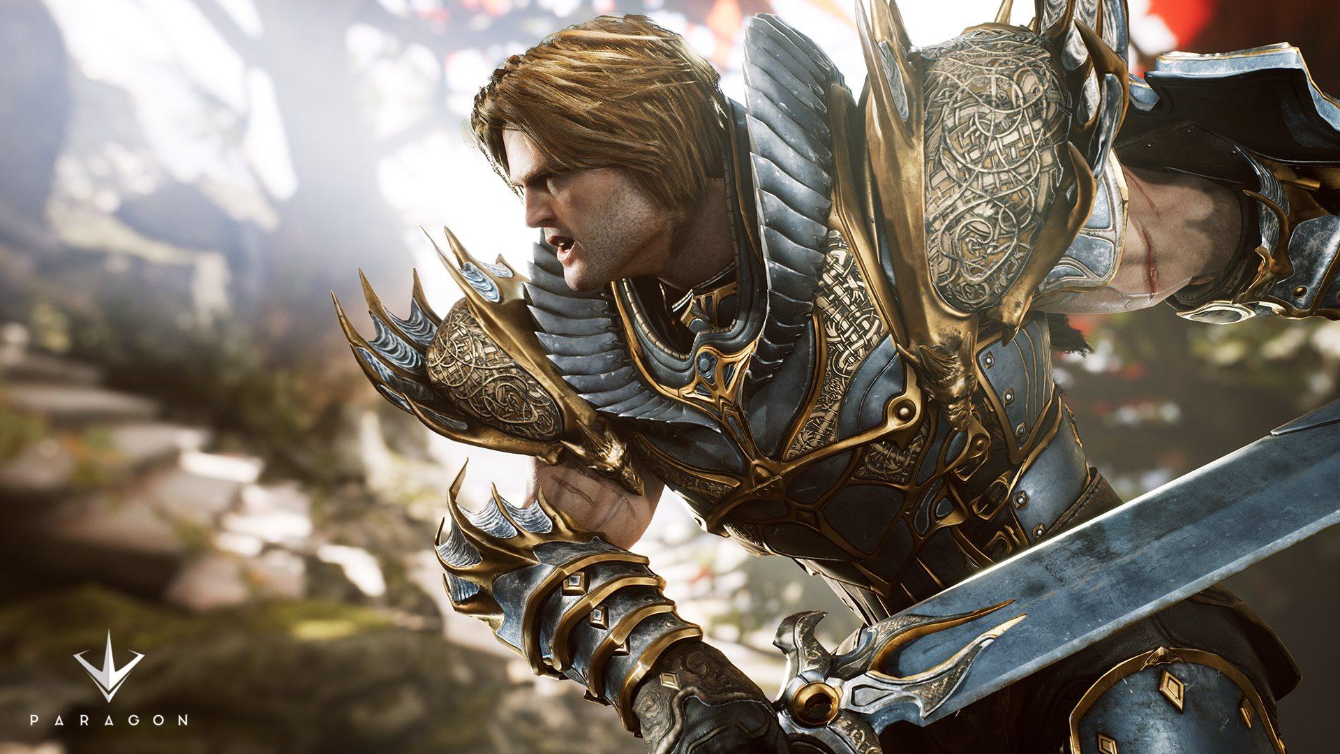 Paragon, Epic Games