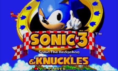 (Sonic 3 & Knuckles, Sega)