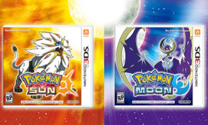 (Pokémon Sun and Moon, The Pokémon Company)